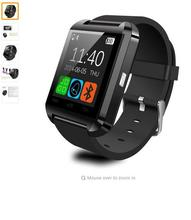 U8 Smart watch bluetooth relogios mp3 smartwatch for p9 Android Phone watch