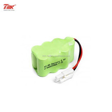 TMK 8.4V 2/3AA600mAh 700mah Ni-Mh battery pack for toys and cars