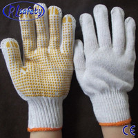 RL Safety PVC Dotted Working Gloves