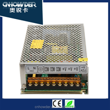 S-200 switch power supply 40a 200w 110v/220v ac to 5v dc led power supply with high reliability