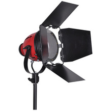 For video and photography 800w red soft head light led lens studio head light
