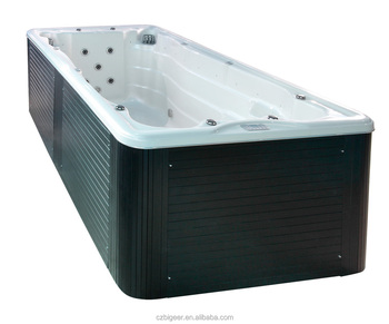 2016 hot swim spa pool with fashionable style for your massaging after working(BG-6602)
