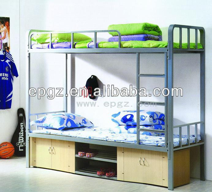 2014 nuevas camas usadas literas cama doble de metal china - Doble cama para ninos ...
