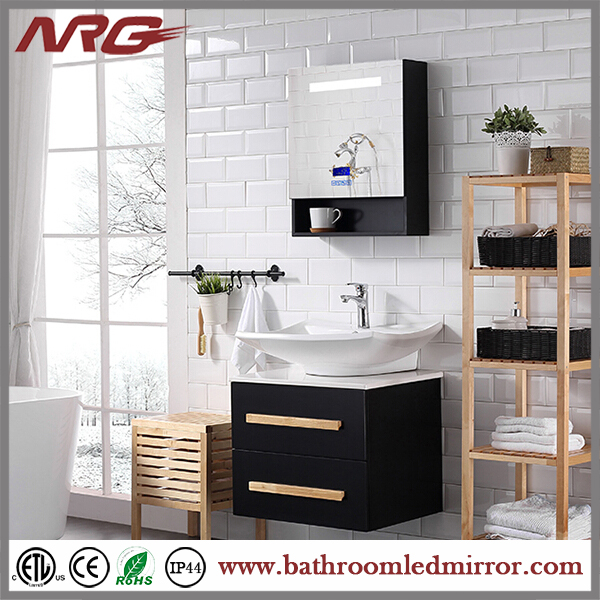 Single Small Modern Bathroom Mirrors Cabinet Sets Sale