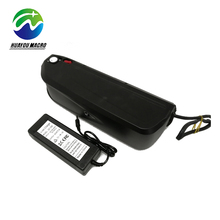 Custom 18650 Li-Ion Ebike 36V 15Ah Electric Bicycle Lithium Ion Battery Pack