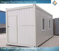 Provides an energy-efficient, quality custom good design prefab container house for office and at the best price