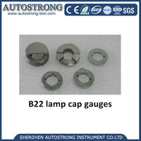 Factory Price B22 Lamp Cap Gauge / cap gauges/ plug test gauges