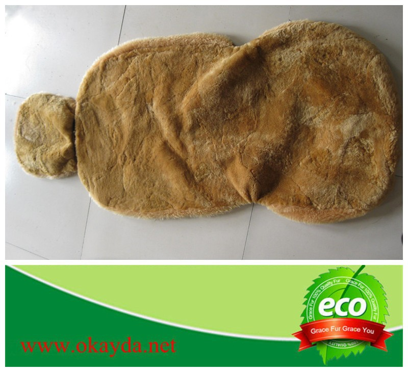 Sheepskin car seat cushion cheap price