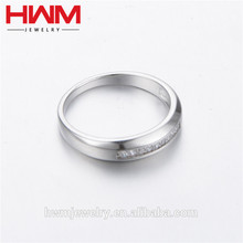 New product 925 silver ring with yellow stone wholesale alibaba