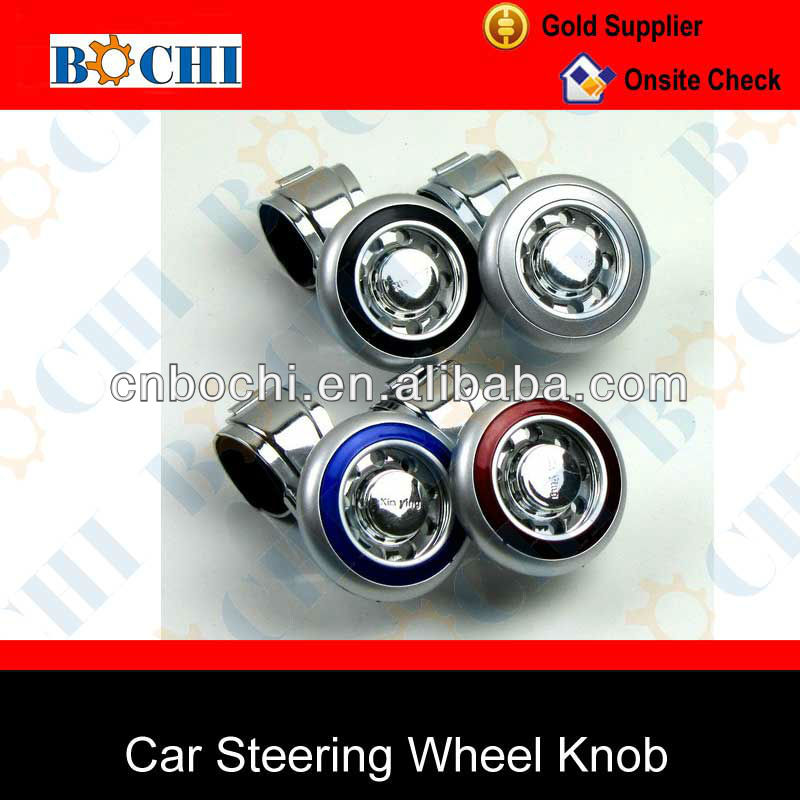 Car Power steering wheel ball steering wheel spinner knob