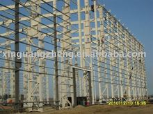 low cost factory workshop steel building