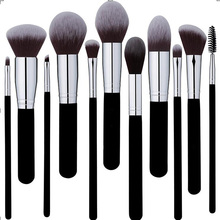 Professional Makeup Brush Set, Synthetic Foundation Eyeshadow Blending Makeup Brushes Cosmetics Brush Kit