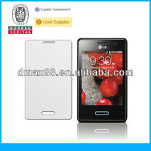 Mobile phone mirror screen protector for LG E430(Optimus L3 II) oem/odm