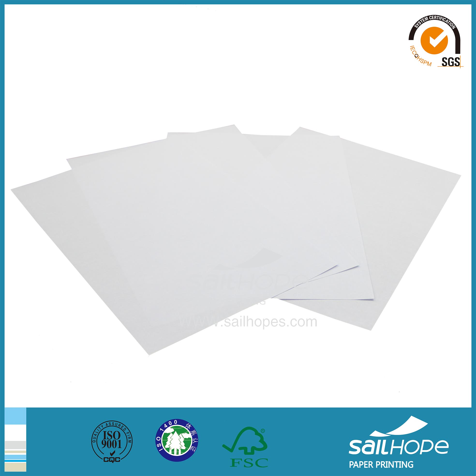 Chinese manufacturers wholesale high quality A4 copy paper