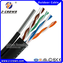 4 pair cat5e cat6 stp cable cat5e cable messenger wire