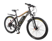 27.5 inch low price full suspension mountain bike 350w mountain e-bike