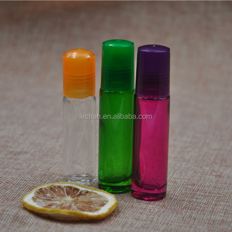 Cosmetic pen shape Empty Deodorant Roll On Bottle for lid juice body-odor deodorant