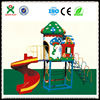 High quality animal theme fiberglass playground equipment fiberglass slide playground price children fiberglass slide QX-070E