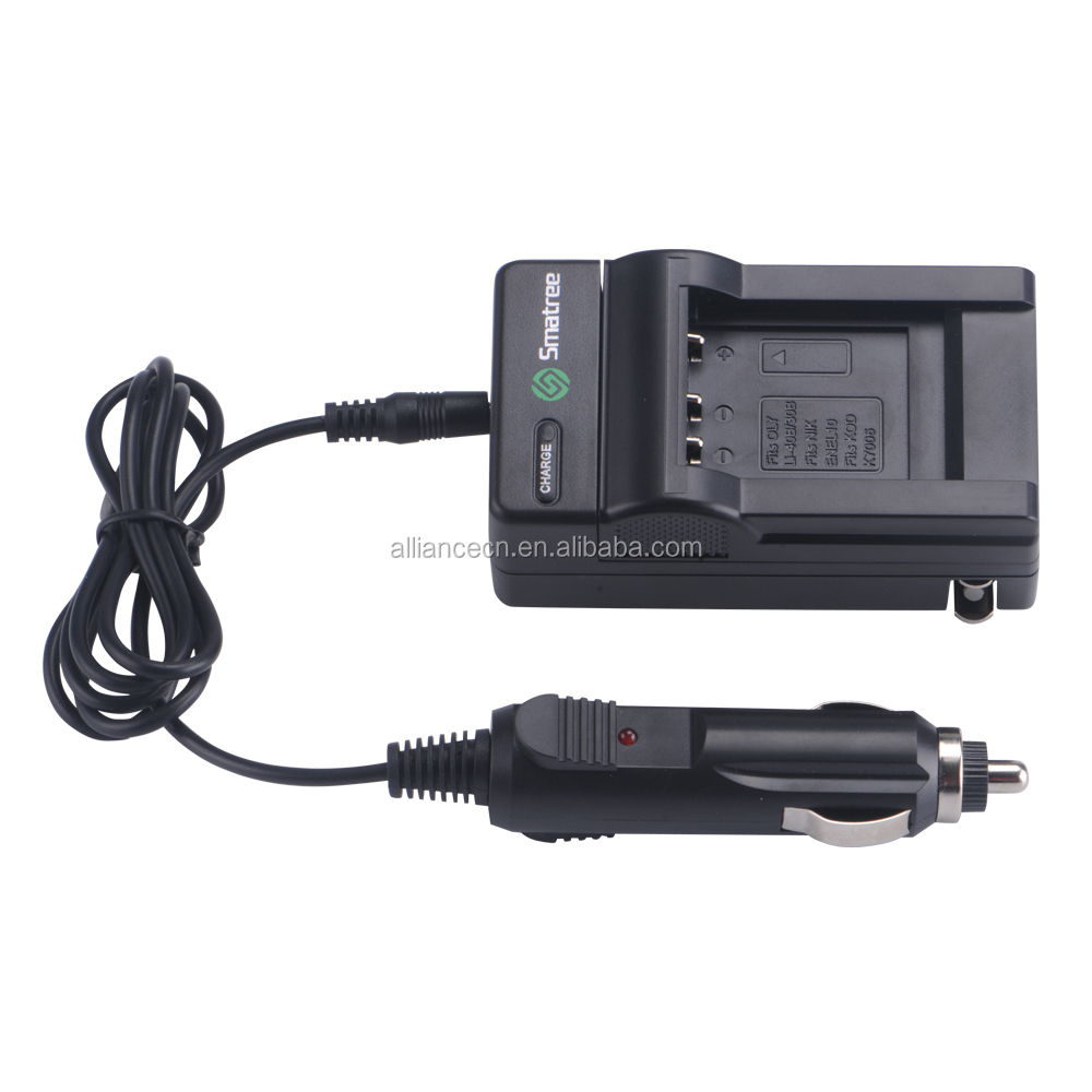 Smatree Digital Camera Battery Charger for Nikon EN-EL10