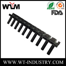 Low cost communication line parts custom plastic injection mold/plastic injection parts
