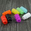2015 China wholesale !!! disposable drip tips cheap silicone drip tip 510 silicone cover