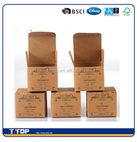 FSC and BSCI Box For Cotton Bud