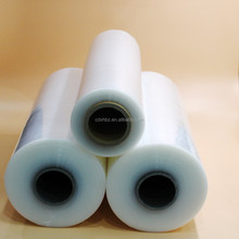 strong anti-pressure lldpe handle rolls stretch film wrap film