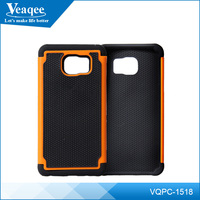 Veaqee manufacturing bulk PC + tpu cell phone case for samsung mobile