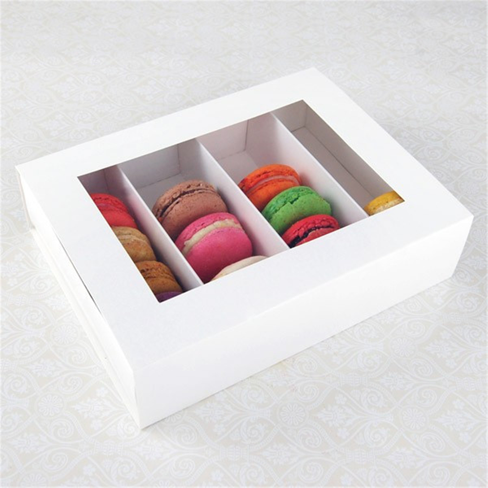 Hengshang Paper Packing fancy customized macaron box