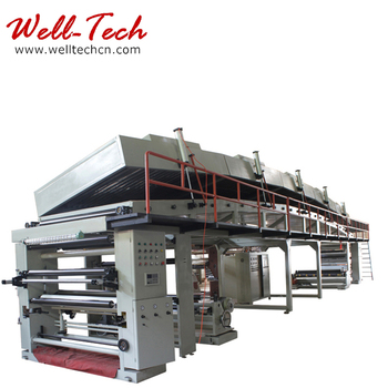 metallic partial transfer foils coating machine