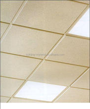 New building materials 2015 false ceiling gypsum tiles