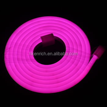 RGB Color changing LED Neon Flex Vivid
