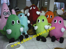Wholesale Candy sweet sweetmeat sweetie mascot costume -buy food mascot
