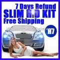 SLIM HID KIT 3000K,4300K,5000K,6000K,8000K,10000K,12000K,30000K,PURPLE,PINK,BLUE,YELLOW