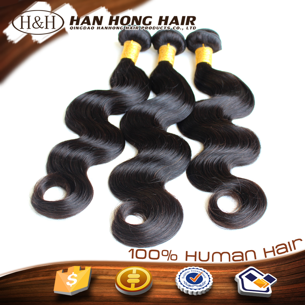 virgin unprocessed one donor 3 bundles hair weft hair weave remy hair brand names