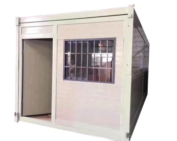 Sandwich Panel 20ft Living Foldable Container House