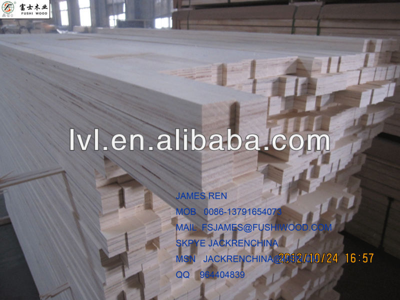 LVL Timber For Door Core/Frame