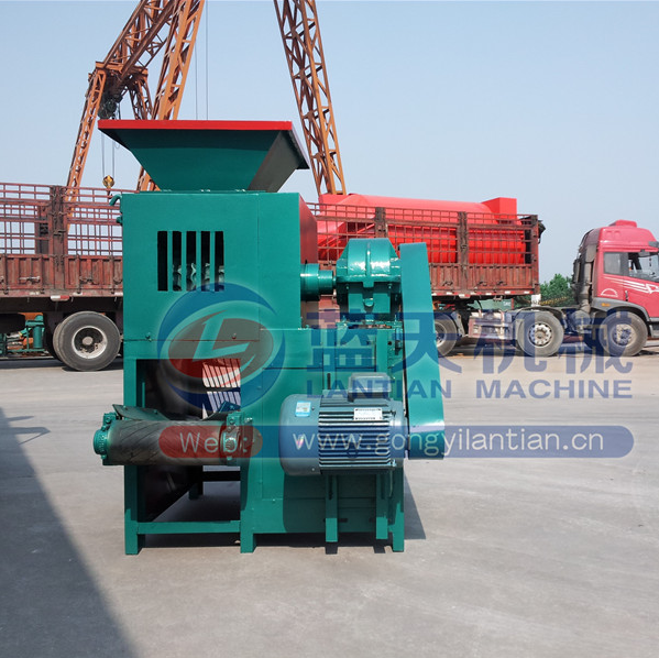 Charcoal making press machine briquette machine price coal dust briquette machine