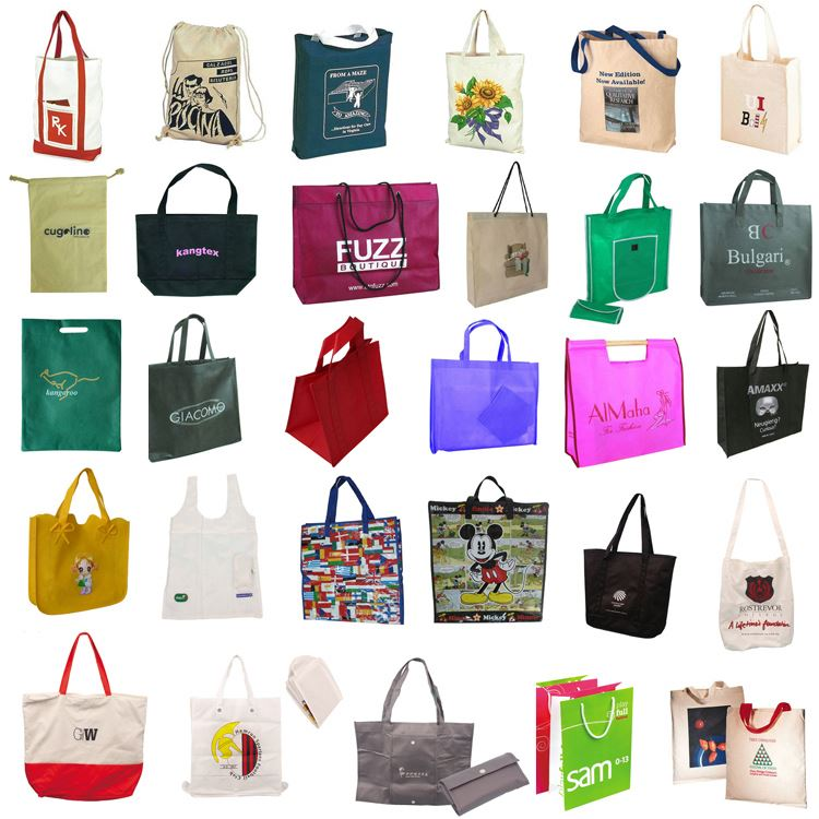 Total Quality Controled Punch Paper Gift Bag