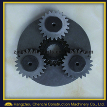 Aftermarket or Genuine Sumitomo SH200 Excavator Final Drive Parts 1st Level Planetary Carrier Gear Assembly made in China