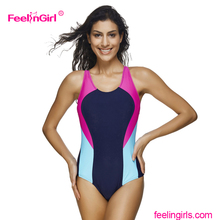 USA Warehouse Delivery OEM custom deep V back sexy swimwear woman swimsuits mature