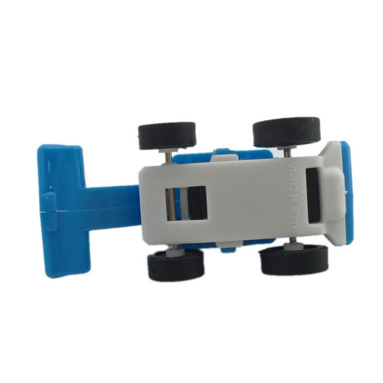 Promotion gift mini plastic mobile machinery shop toy car model