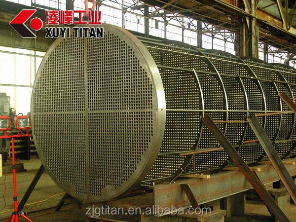 Titanium Tube heat exchanger