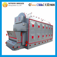 Steam Output 0.5-25 t/h Industrial Wood or Coal Boiler Supplier