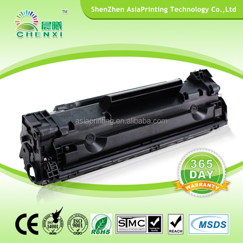 Provide all kinds of brands toner CC388A for hp p1106 printer cartridge