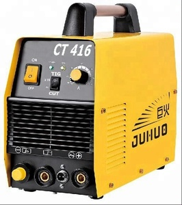 Popular 3 IN 1 inverter mma tig cut welding machine CT416