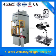Deep drawing hydraulic press for JH25-315/315ton manual press machine