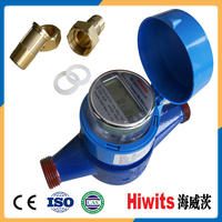 Removable Horizontal Hiwits flow water meter(DN50-DN100)