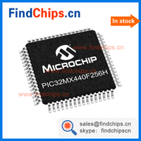 (IC chip) PIC32MX440F256H-80I/PT TQFP-64