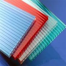 Warehouse Clear Plastic Solar Panel Roofing Sheets Polycarbonate Sheet Price